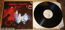 THE LIPSTICK KILLERS ~ MESMERIZER ~ AUSTRALIA OZ PUNK ~ FRENCH CLOSERS LP 1985