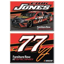 Erik Jones 2017 Wincraft #77 5 Hour Energy 2x3 Magnet Set 2pc FREE