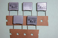 0.1uF 310V 275V 275VAC Class X2 Suppresion/Filter Capacitors Vishay Qty. 5 NEW