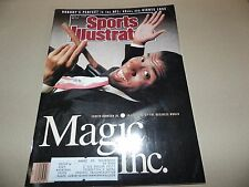 SPORTS ILLUSTRATED 12/3/1990 MAGIC JOHNSON ON THE COVER