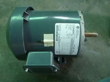 GE MOTORS 1/2 HP ELECTRIC MOTOR 1140 RPM GE MOTORS 5K49MN6079