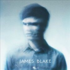 JAMES BLAKE Self Titled S/T CD NEW Atlas ATLAS02CD funk soul electronic dubstep
