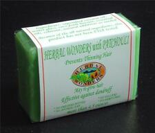 PATCHOULI Hair Loss Hair Growth Herbal Soap Organic