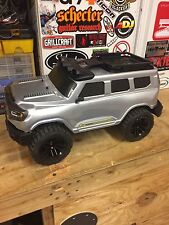 1/10 Scale Rock Crawler  Apache Gallop 4WD Truck Electric Brushed
