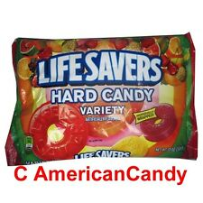 2 x 368g Beutel Lifesavers Hard Candy Variety aus USA  (25,80€/kg)