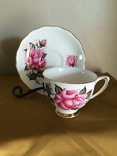 COLCLOUGH Fine Bone China Tea Cup & Saucer/Made In England