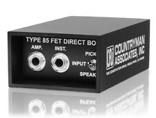 COUNTRYMAN TYPE 85 DIRECT BOX NEW DT85 + EXPRESS SHIPPING! BEST SIGNAL STRENGTH!
