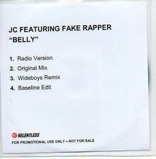 (752B) JC ft Fake Rapper, Belly - DJ CD