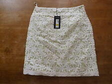 "New Ex-High St Ladies Citrus Floral Lined Pencil Skirt Sz 16 Length 24"" (£39.50)"