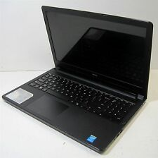 "F) DELL Inspiron 15 5000 Series P51F 15.6"" Intel Core i7-5500u @2.40GHz 6GB RAM"