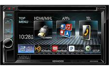 "Kenwood DDX5902 Double Din 6.2"" DVD Receiver w/ Built in Bluetooth HD Radio"