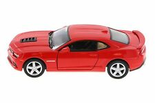"Kinsmart 2014 Chevy Camaro 1:38 scale  5"" diecast model car Red K137"