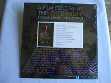 Clebanoff 1963 Mercury LP A Film Concert By Clebanoff Strings Orchestra & Chorus