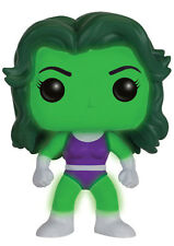 Marvel Comics POP! Marvel Vinyl Figure She-Hulk GITD 9 cm