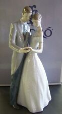 LLADRO #8107 TOGETHER FOREVER BRAND NEW IN BOX LOVE BRIDE WEDDING ANNIVERSARY FS