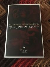 The Ides of March by Valerio Massimo Manfredi (2010, Paperback)