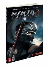 Ninja Gaiden Sigma 2: Prima Official Game Guide (Prima Official Game-ExLibrary