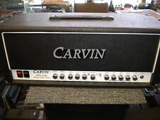 CARVIN 50TH ANNIVERSARY MTS 3200 ALL TUBE 100 WATT GUITAR HEAD