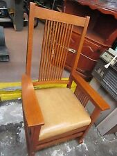 authentic Stickley Furniture Living Room Spindle Rocker 89-376-R rocking chair