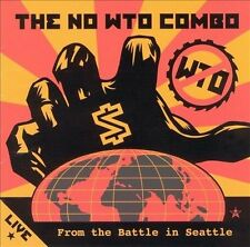 No Wto Combo - Live From The Battle In Seattl (2000) - Used - Compact Disc