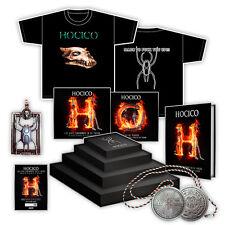 Hocico: los dias caminando en el fuego-piramidi Box Set (T-shirt taglia S)