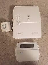 DSC Alexor Home Security PC9155-433 And WT5500-433