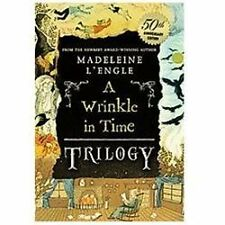 A Wrinkle in Time Quintet: A Wrinkle in Time Trilogy by Madeleine L'Engle...