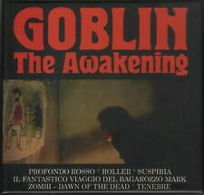 GOBLIN - THE AWAKENING - 6CD BOXSET SIGILLATO 2012