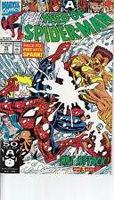 WEB OF SPIDERMAN 75.....NM-  ..1991......Bargain!