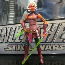 "STAR WARS black series AHSOKA TANO jedi 3.75"" Walmart exclusive TCW"