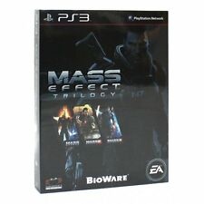 Mass Effect Trilogy PS3 Game Brand New & Sealed