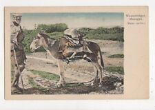 Wassertraeger Mazagan Vintage Postcard 625a