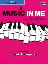 Music in Me - A Piano Method for Young Christian Students: Lesson (Rea-ExLibrary