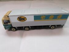 "YAMATO TRANSPORT TRAILER Truck Model Car. ""Not sold in the store"" From Japan"