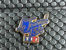 pins pin BADGE LE JOURNAL DE 13H  TF1   ARTHUS BERTRAND