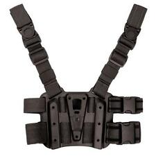 New! Blackhawk! Tactical Holster Platform w/ Y-harness Matte Black 432000PBK