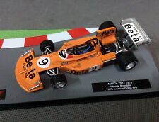 IXO 1/43 F1 Racing car - MARCH 751 Vittorio Brambilla 1975 Austrian Grand Prix