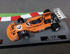 IXO 1/43 F1 Racing car - MARCH 751 Vittorio Brambilla 1975 Austrian Grand Prix