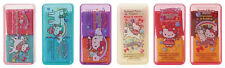 Sanrio Hello Kitty 6pc (2pc ea box) Complete Scented Putty Eraser Set: Unicorn