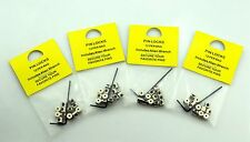 48 Pin Locks/Pin Keepers/Pin Backs-Secure Your Favorite Pins! Best Available