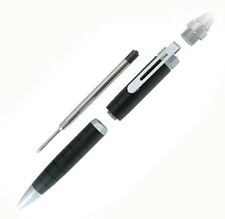 Tactical Ballpoint Pen Bundle with Glass Breaker and Fisher Space Pen Refill