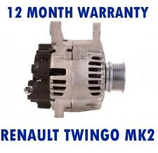 RENAULT - TWINGO MK2 MK II 1.6 RS HATCHBACK 2008 - 2015 RMFD ALTERNATOR