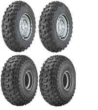 TRX300 4TRX STOCK TIRE SET FRONT REAR 23X8-11 25X11-9  GOODYEAR ATT 911 912