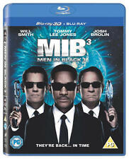 MEN IN BLACK 3 - BLU RAY 3D - NEW / SEALED - UK STOCK