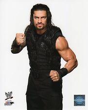 """ROMANO Reigns WWE studio fotografico 8x10 """"UFFICIALE WRESTLING PROMO"""