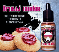 Award Winning Strawberry Dessert Premium E-Juice 60mL E Liquid 0 mg Cookie
