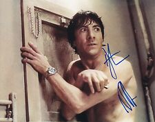 Hollywood Legend Dustin Hoffman signed 8x10 autograph photo The Graduate star