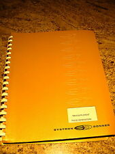 Systron Donner 154-4 Supplement Installation & Maintenance Manual
