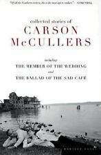 Collected Stories of Carson McCullers, including The Member of the Wed-ExLibrary