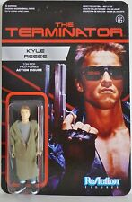 """KYLE REESE The Terminator 3 3/4"""" inch Posable Reaction Retro Action Figure 2014"""